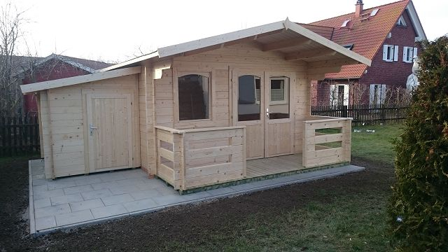 gartenhaus mit aufbau und fundament my blog. Black Bedroom Furniture Sets. Home Design Ideas